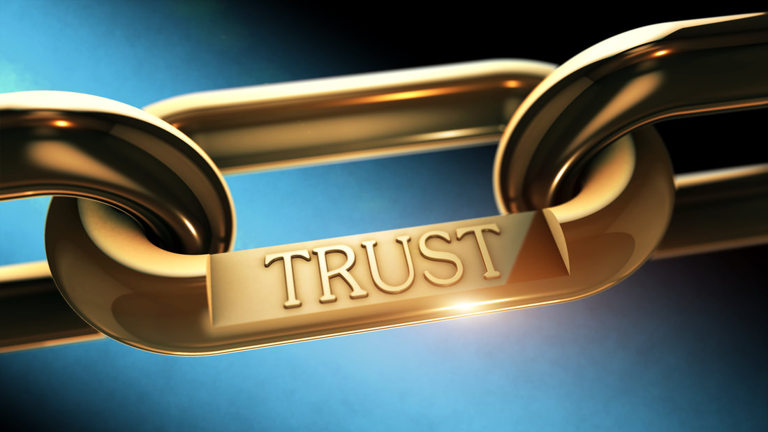 As a Professional Photographer, It All Starts With Trust!