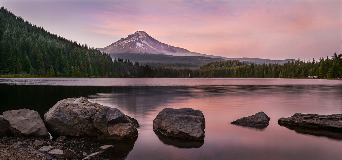 Changing Your Perspective - Mark Toal on Trillium Lake